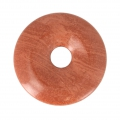 Donuts 20 mm Jaspe Rouge x1