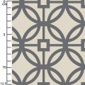 Tissu Heirloom - Trellis in Iron x10cm