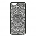 Coque rigide à customiser pour iPhone 6/6S Décor Mandalas Morion x1
