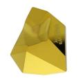 Cabochon Swarovski 4922 Kaputt 28x24 mm Crystal Dorado x1