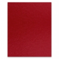 Transfert Thermocollant 15x20 cm Velours Rouge x1