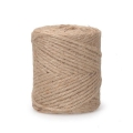 Cordon de jute 2 mm Naturel x 121 m