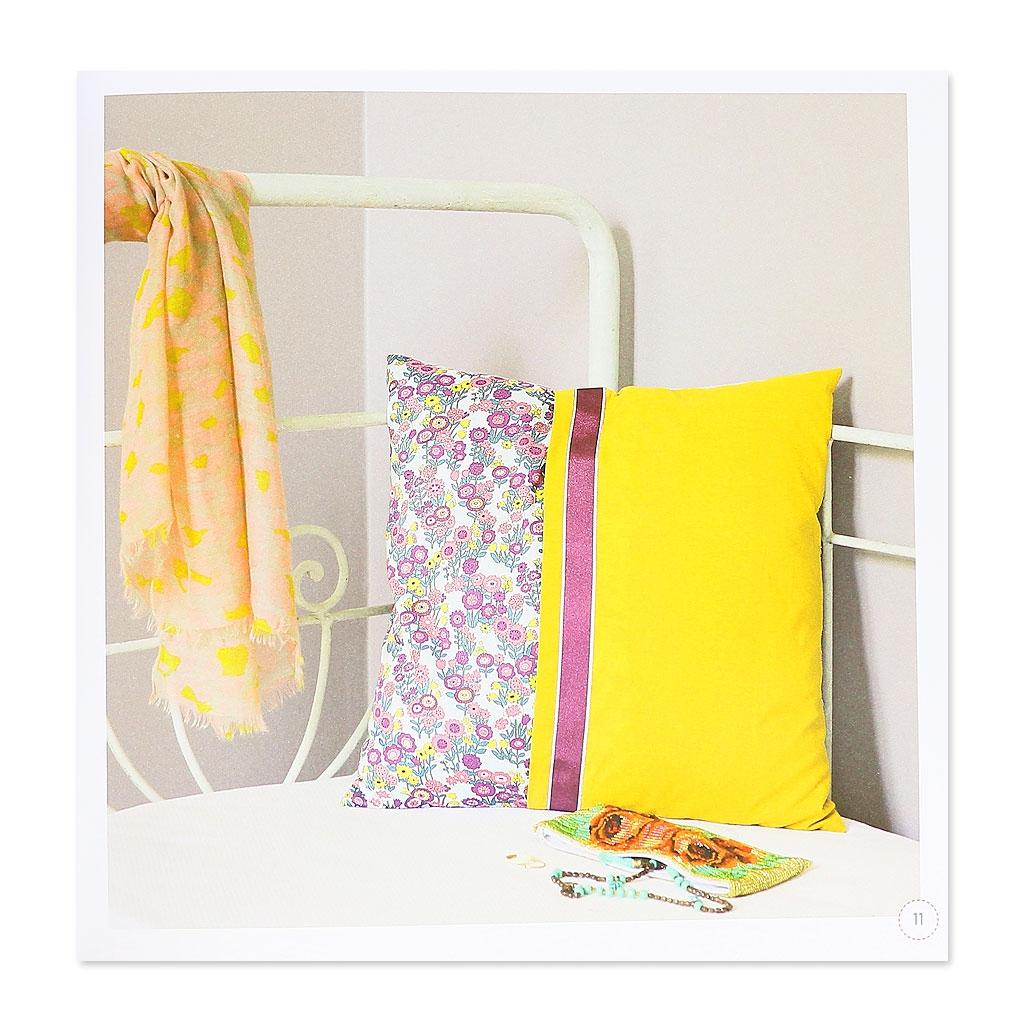 Coussins rideaux co 26 mod les de couture pour la for Pour la maison