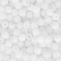 Facettes 2 mm véritable (True 2) Opaque White x50