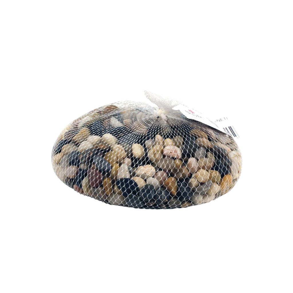 galets d coratifs 1 3 cm marron x1kg perles co. Black Bedroom Furniture Sets. Home Design Ideas