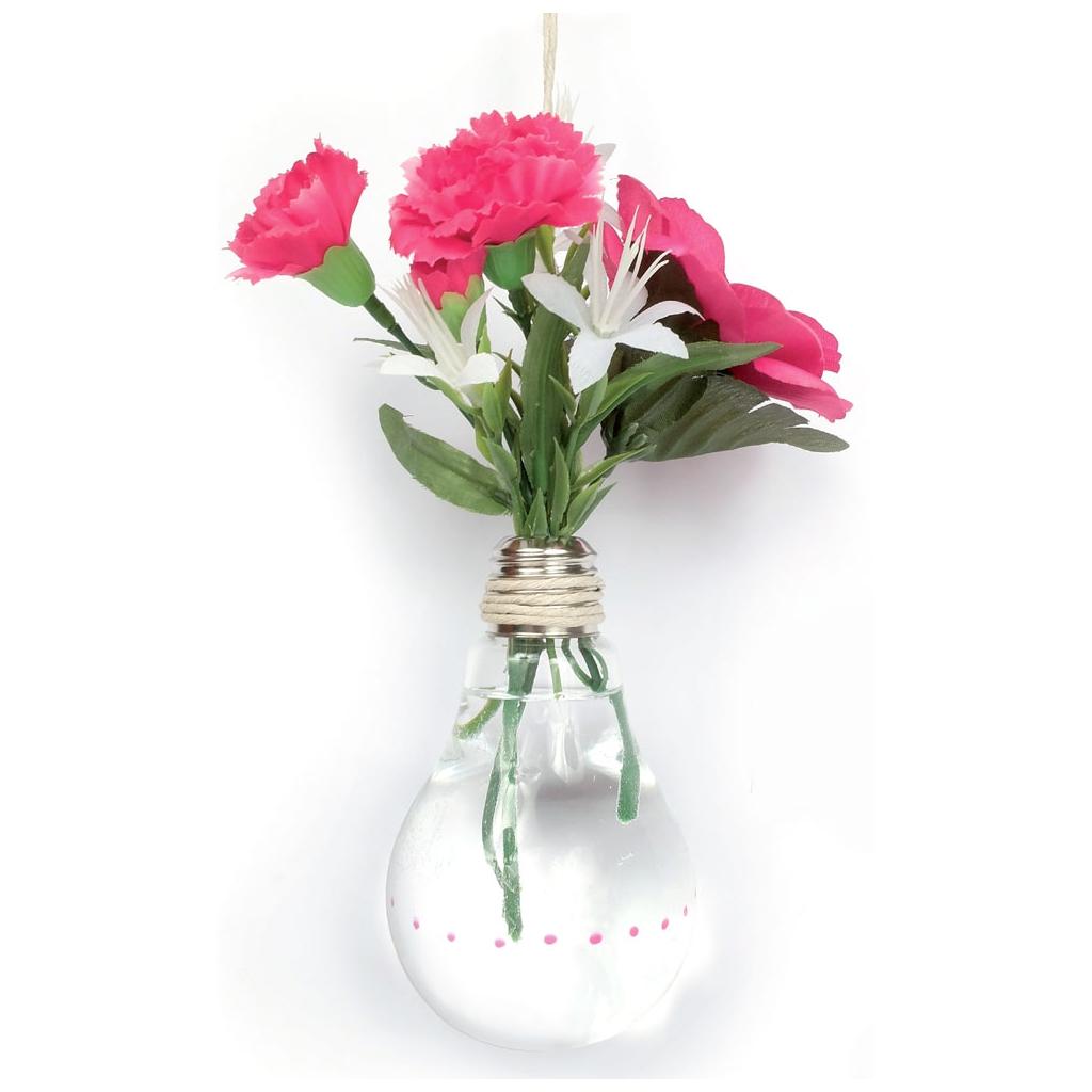 mini bocal terrarium diy d co pour plantes en verre ampoule ouve perles co. Black Bedroom Furniture Sets. Home Design Ideas