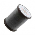 Fil nylon spécial tissage de perle Hana thread 0,20 mm Pebble Grey x100 m
