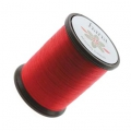 Fil nylon spécial tissage de perle Hana thread 0,20 mm Koi Red x100 m