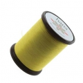 Fil nylon spécial tissage de perle Hana thread 0,20 mm Goldenrod x100 m