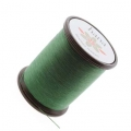 Fil nylon spécial tissage de perle Hana thread 0,20 mm Fern x100 m