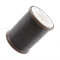 Fil nylon spécial tissage de perle Hana thread 0,20 mm Black x100 m