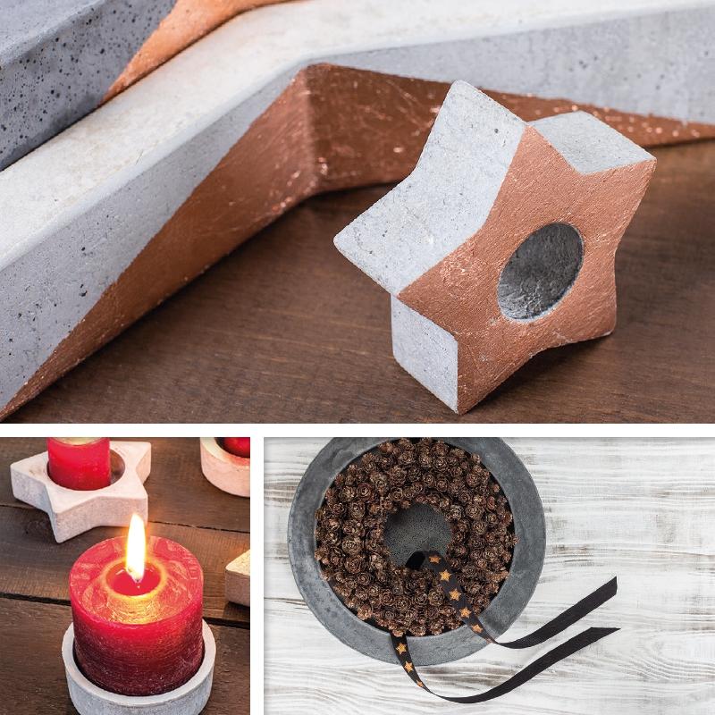 moule pour b ton cr atif 25 cm rond perles co. Black Bedroom Furniture Sets. Home Design Ideas