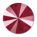 Cabochon Swarovski 1122 Rivoli 14 mm Crystal Dark Red x1