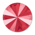 Cabochon Swarovski 1122 Rivoli 14 mm Crystal Royal Red x1