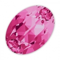 Cabochon Swarovski 4120 8x6 mm Rose