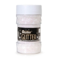 Grand pot saupoudreur de paillettes Crystal AB x76g