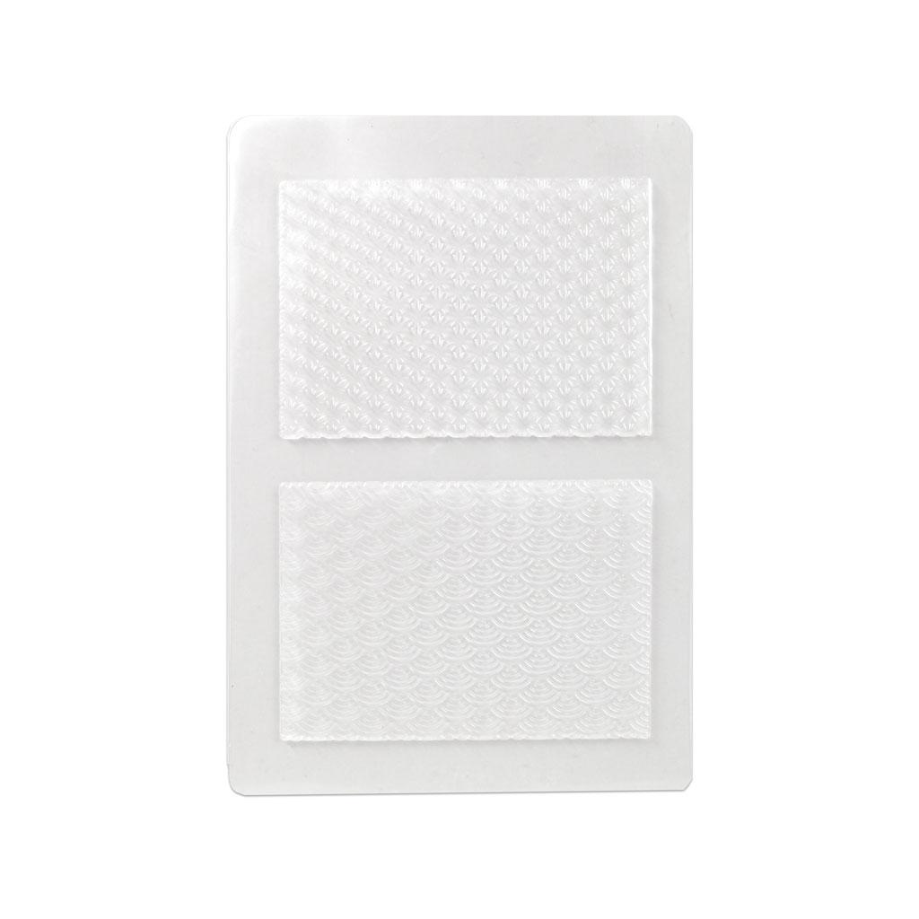 lot de 5 plaques de texture nid d 39 abeille g om trique. Black Bedroom Furniture Sets. Home Design Ideas
