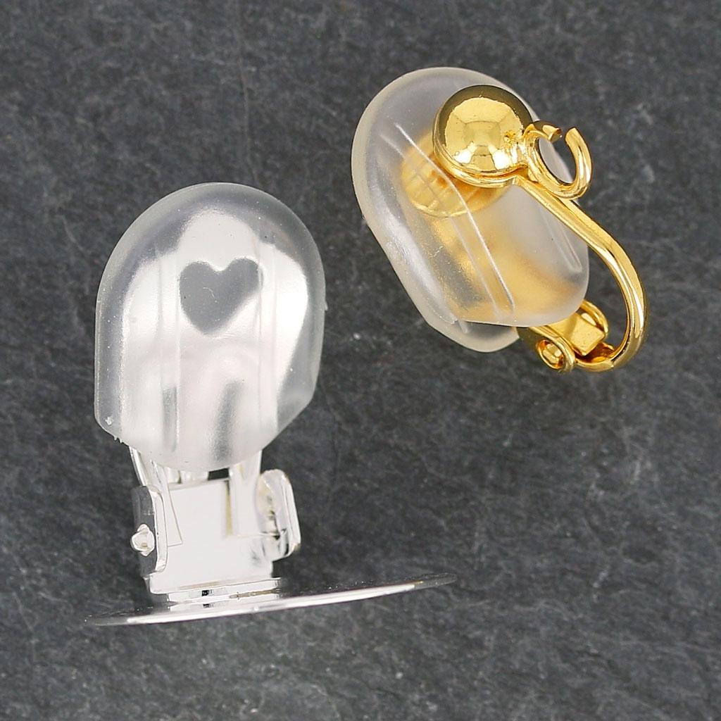 fermoir clip boucle d'oreille