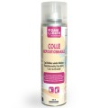 Colle repositionnable 404 en spray Odif pour pochoirs tous supports x250ml