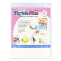 Shrink Film by Grafix - Papier magique 280x215 mm Blanc x 6 feuilles