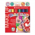 Set de 6 sticks de maquillage cosmétique pour enfant Playcolor Basic