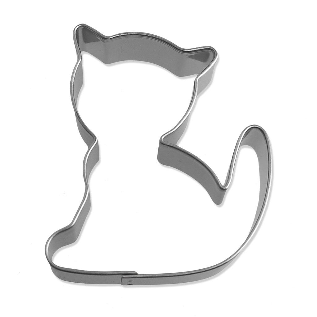 Grand emporte pi ce en inox pour modelage 50 mm chat perles co - Emporte piece pour evier inox ...