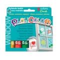 Set de 6 sticks de gouache solide pr enfant Playcolor pour verre/céramique