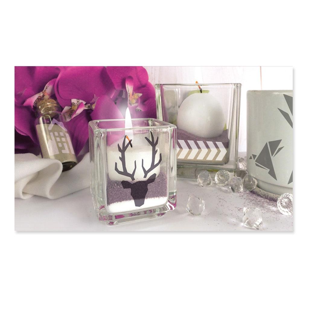 pochoir statique pour peinture et effet sur verre 10 cm. Black Bedroom Furniture Sets. Home Design Ideas