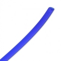 Cordon en plastique plein 1,5 mm Capri Blue x 50 cm