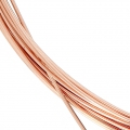 Fil souple 0.64 mm en Rose Gold filled 14 carats x 1 m