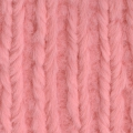 Tissu Velours Minky - Chenille Soft Cuddle Solid Rose Corail x10cm