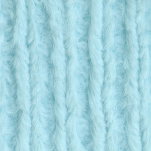 Tissu Velours Minky - Chenille Soft Cuddle Solid Light Aqua x10cm
