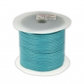 Cordon cuir 2 mm Green Turquoise  x 25 m
