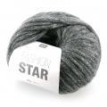 Laine Fashion Star Anthracite/argenté x50g