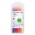 Assortiment de 12 stylos feutres Colouring activity 0,7 mm Multicolore