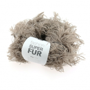 Laine Fashion Super Fur Clay x50g