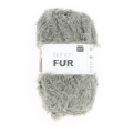 Laine Fashion Fur Gris x50g