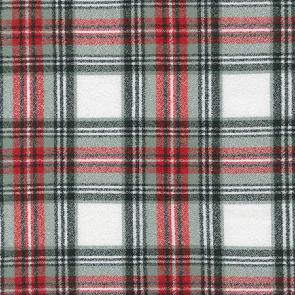 tissu mammoth flanelle en coton motifs carreaux country plaid x1 perles co. Black Bedroom Furniture Sets. Home Design Ideas