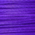 Queue de rat nylon satin européenne Griffin 1 mm Lilac Purple x25m