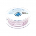 Queue de rat nylon satin européenne Griffin 1 mm Light Pink x25m