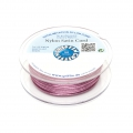 Queue de rat nylon satin européenne Griffin 1 mm Dark Pink x25m