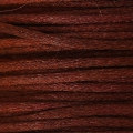Queue de rat nylon satin européenne Griffin 1 mm Brown x25m