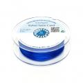 Queue de rat nylon satin européenne Griffin 1 mm Blue x25m
