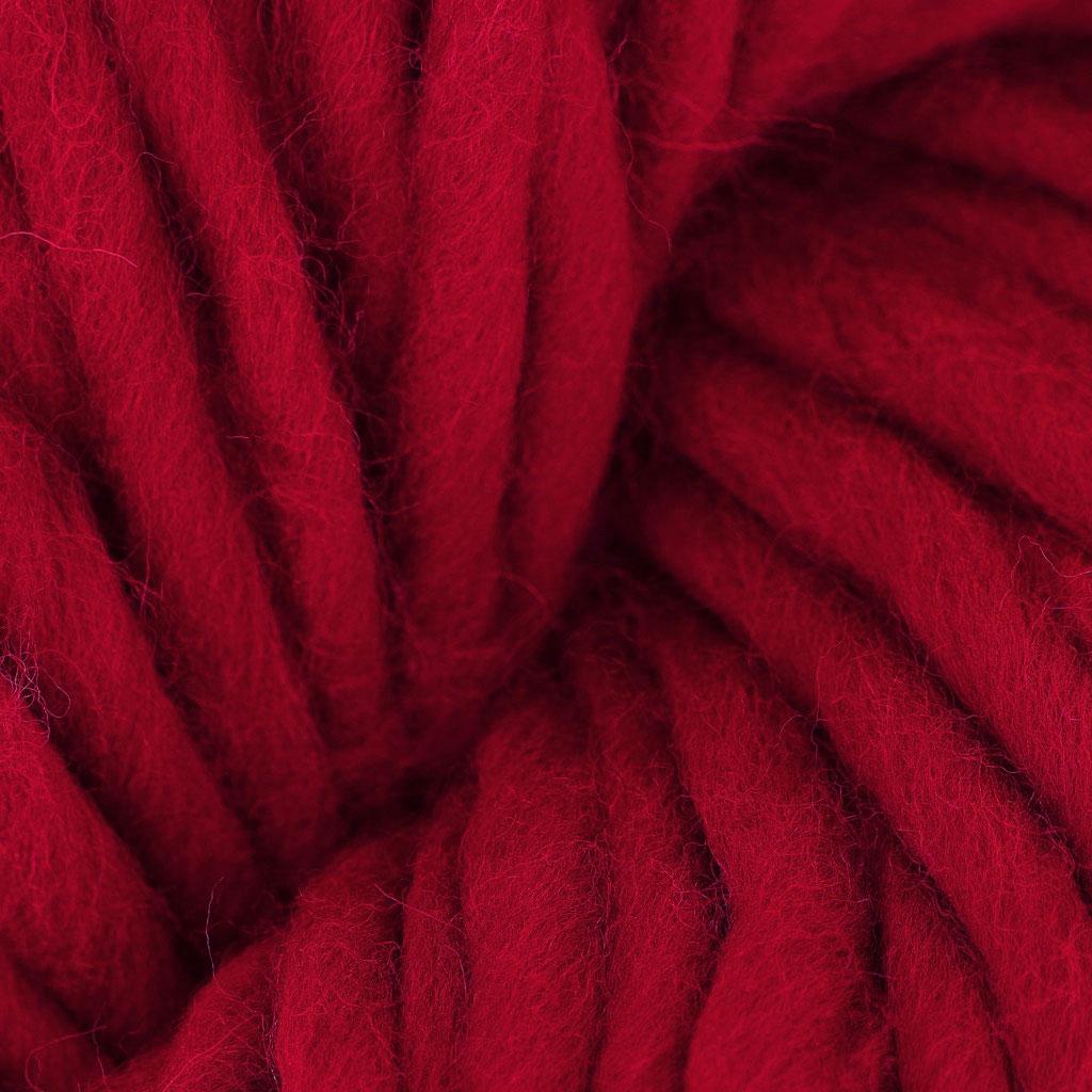 Laine m che xxl 356 rouge x100g perles co - Acheter laine xxl ...