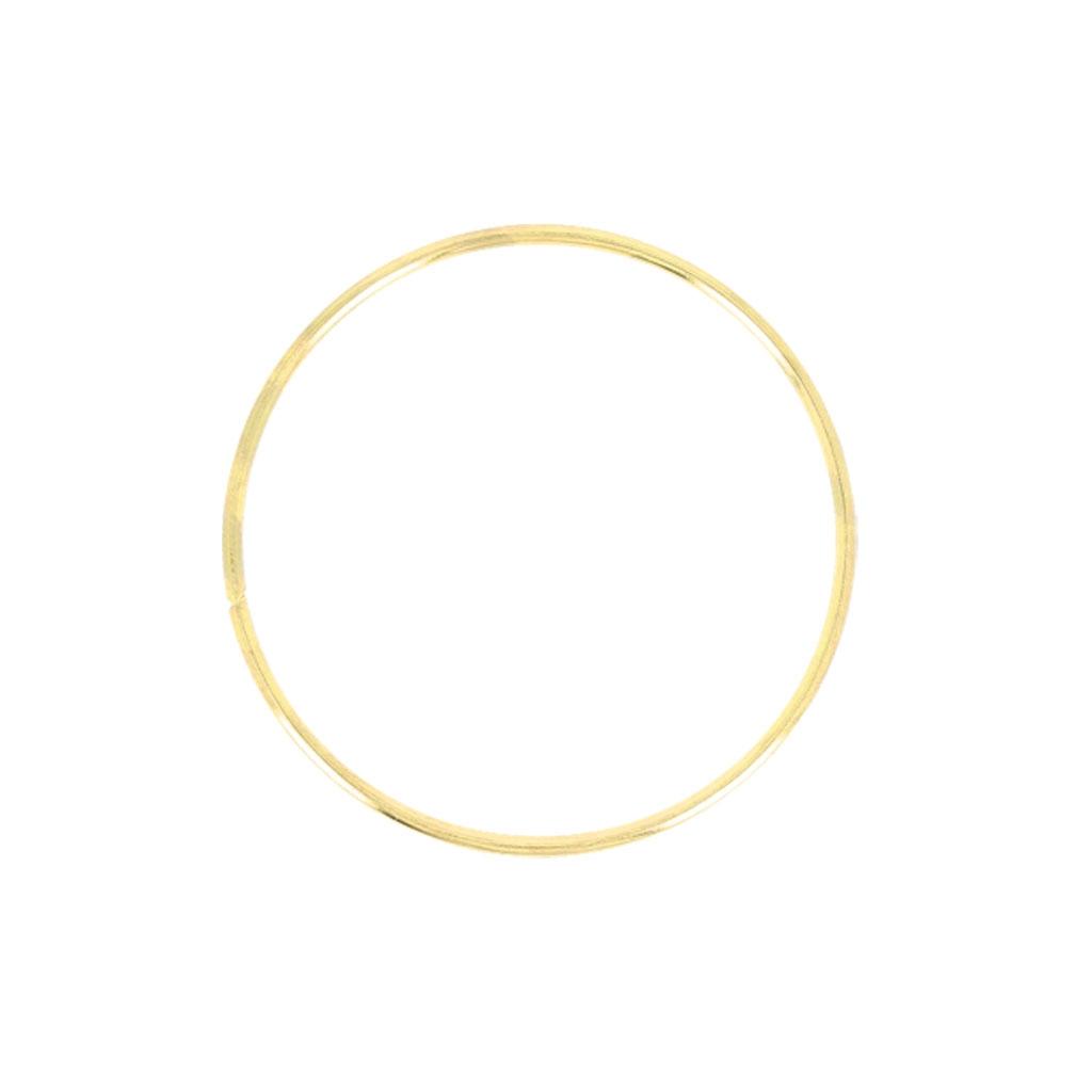 cercle nu en laiton pour attrape r ves suspension et abat jour 11 perles co. Black Bedroom Furniture Sets. Home Design Ideas