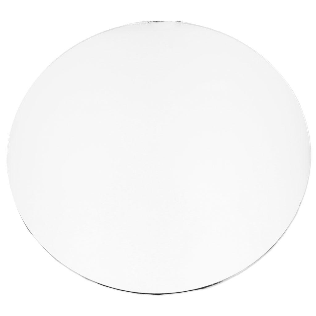miroir en verre rond personnaliser 30 cm perles co. Black Bedroom Furniture Sets. Home Design Ideas