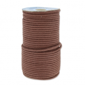 Cordon tressé macramé 3 mm Brown x 45 m