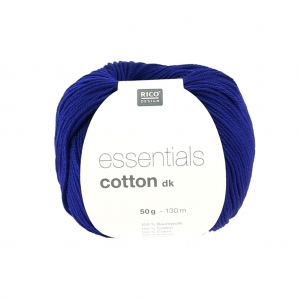 Laine Essentials Cotton Dk Royal Blue x50g