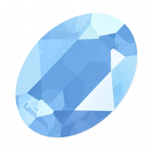 Cabochon Swarovski 4120 14x10 mm Crystal Summer Blue x1