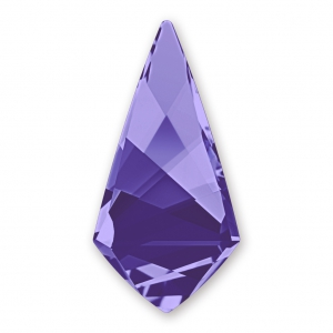 Cabochon Swarovski 4731 Kite 14x7 mm Tanzanite